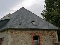 Rénovation d'une maison sur Clinchamps sur orne par votre couvreur MARIE STEPHEN
