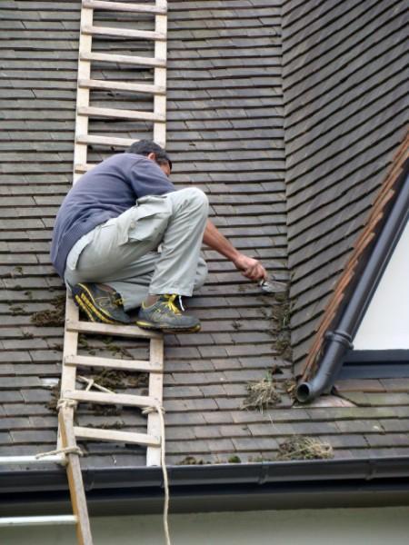 Entretien de toit à Caen